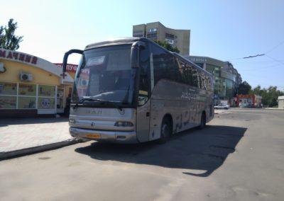 Автобус Донецк - Севастополь